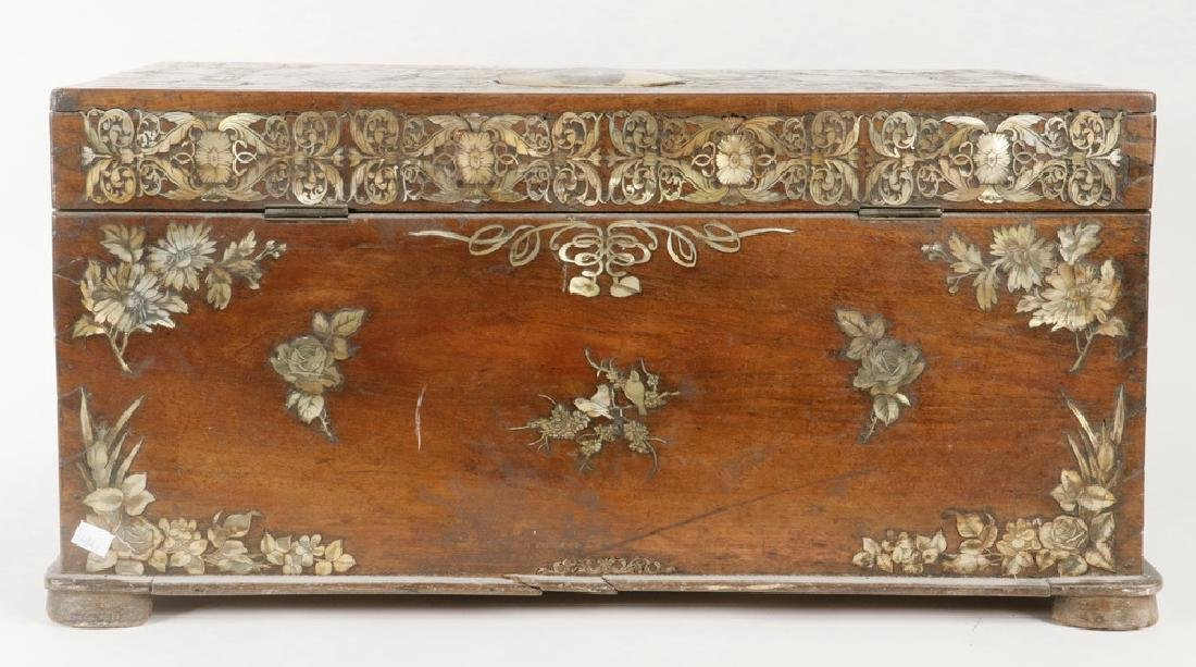 RARE 19TH C. TURKISH QU-URAN BOX - 8