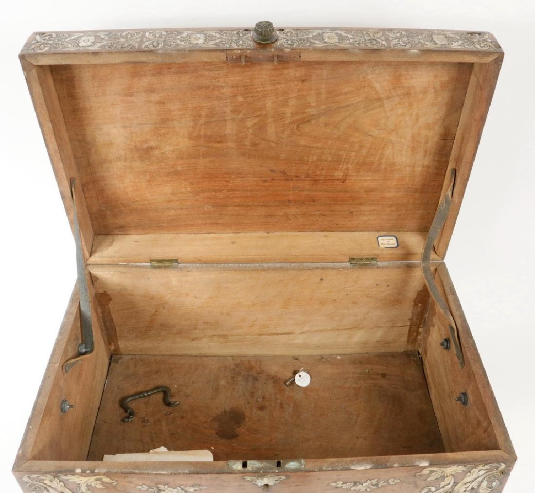 RARE 19TH C. TURKISH QU-URAN BOX - 9