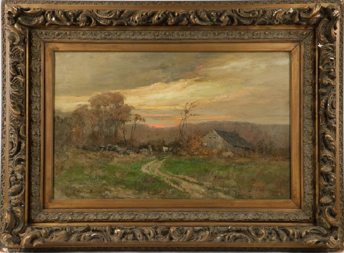 ELIZABETH HUNT BARRETT (NY, 1863-1955)