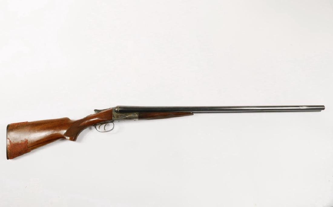 FOX 12 GA. DOUBLE BARREL SHOTGUN