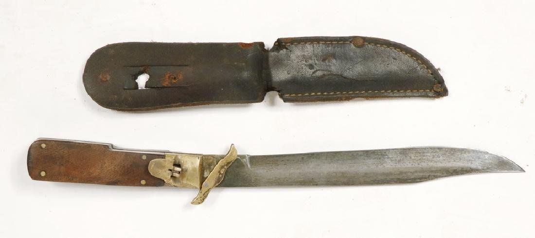 (4) 19TH C. - WWI BLADE WEAPONS - 2