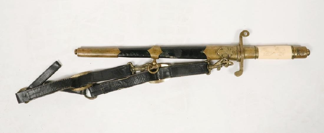 (4) 19TH C. - WWI BLADE WEAPONS - 3