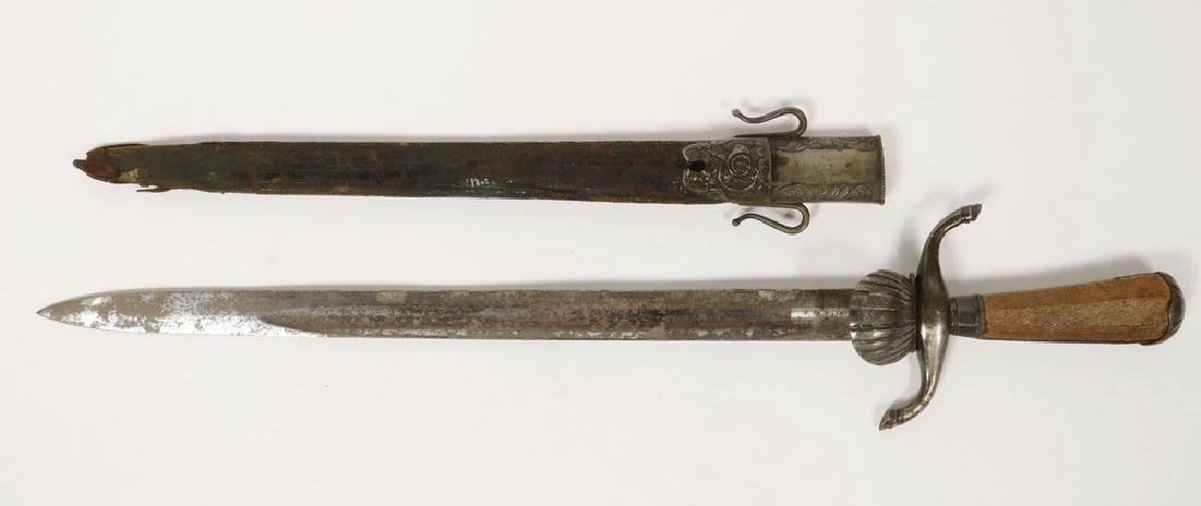 (4) 19TH C. - WWI BLADE WEAPONS - 5