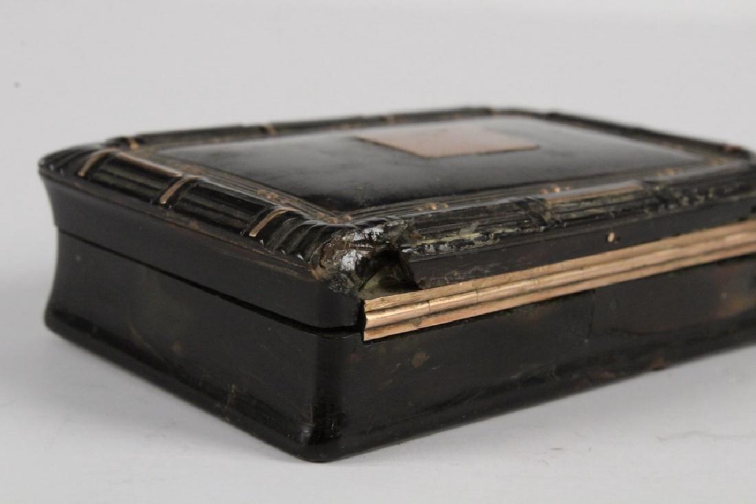 (2) SNUFF BOXES - 5