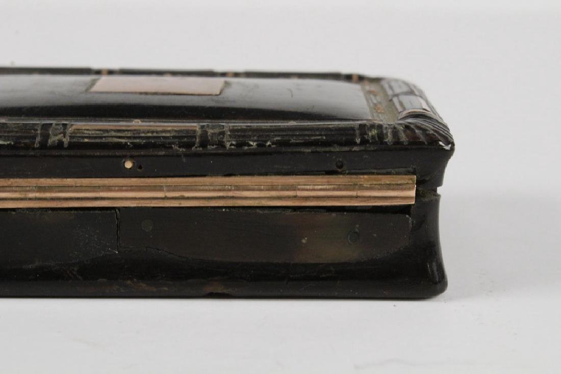 (2) SNUFF BOXES - 6