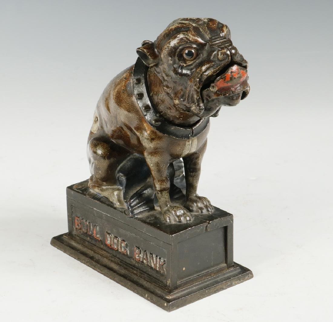 """BULL DOG"" MECHANICAL BANK"