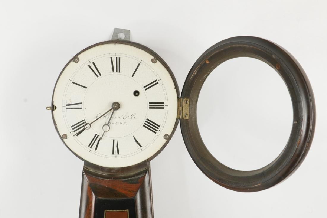 E. HOWARD BANJO CLOCK - 2