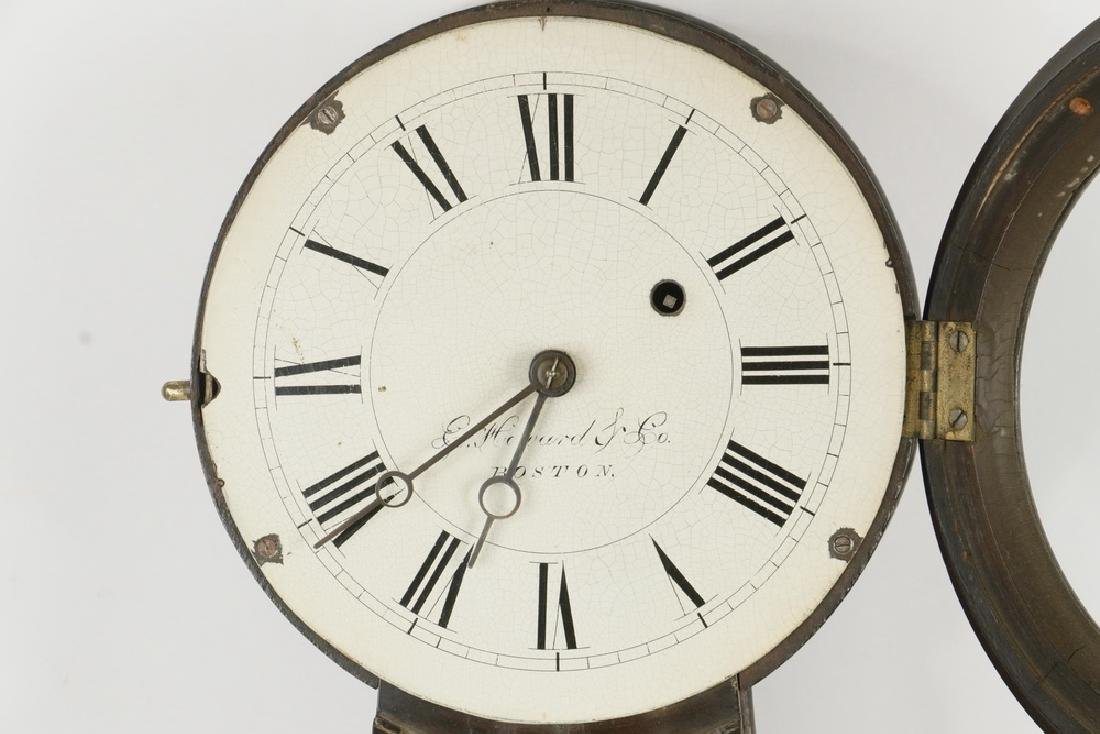 E. HOWARD BANJO CLOCK - 3