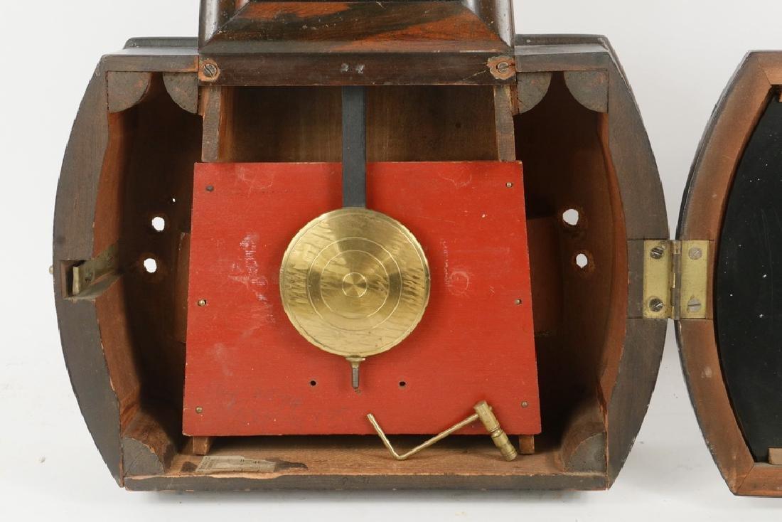 E. HOWARD BANJO CLOCK - 4