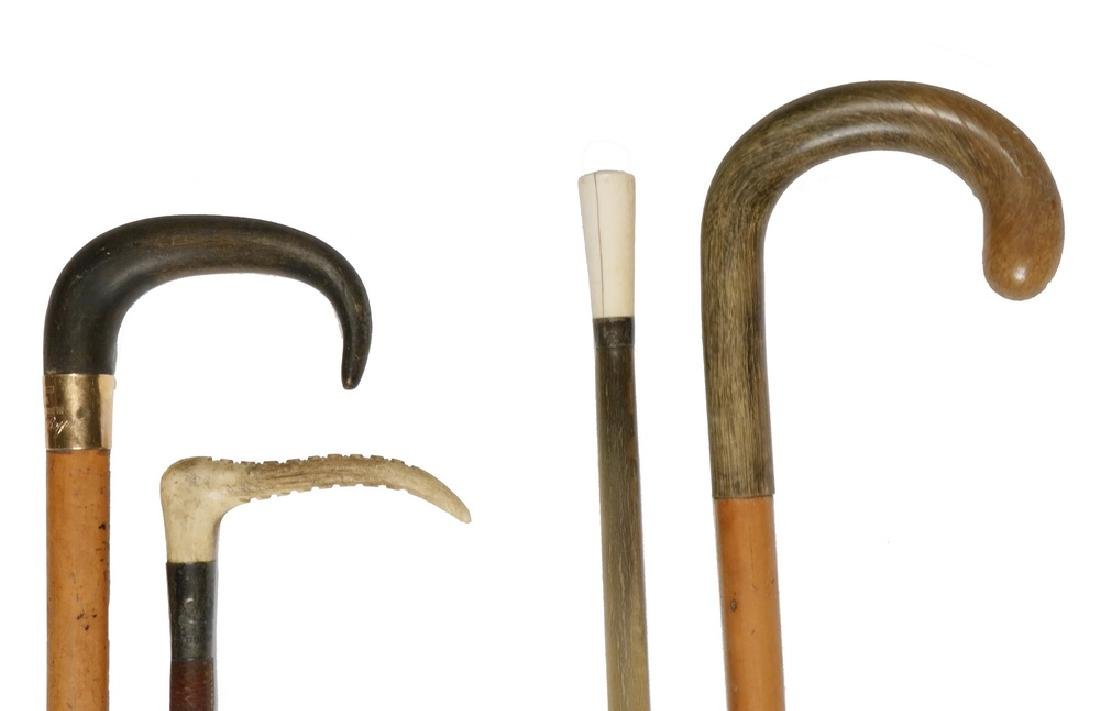 SWORD CANE, WALKING CANE, RIDING CROP AND QUIRT