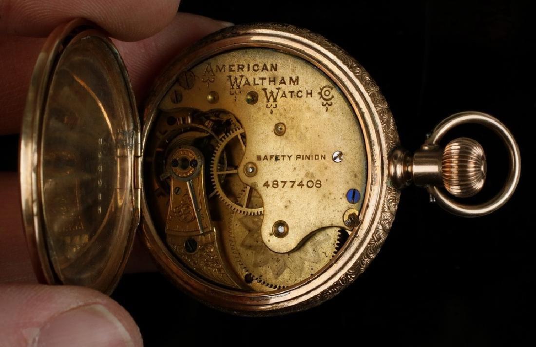 WALTHAM LADY'S PENDANT WATCH - 5