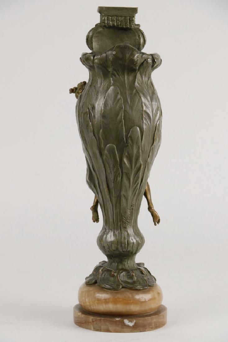 CARL KAUBA (AUSTRIA/US, 1865-1922) - 4