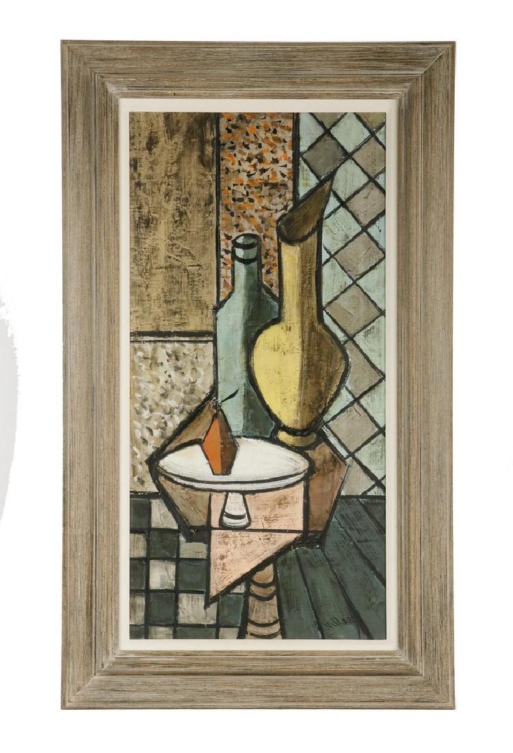 CHARLES LEVIER; AKA 'VILLARD' (FRANCE, 1920-2003)