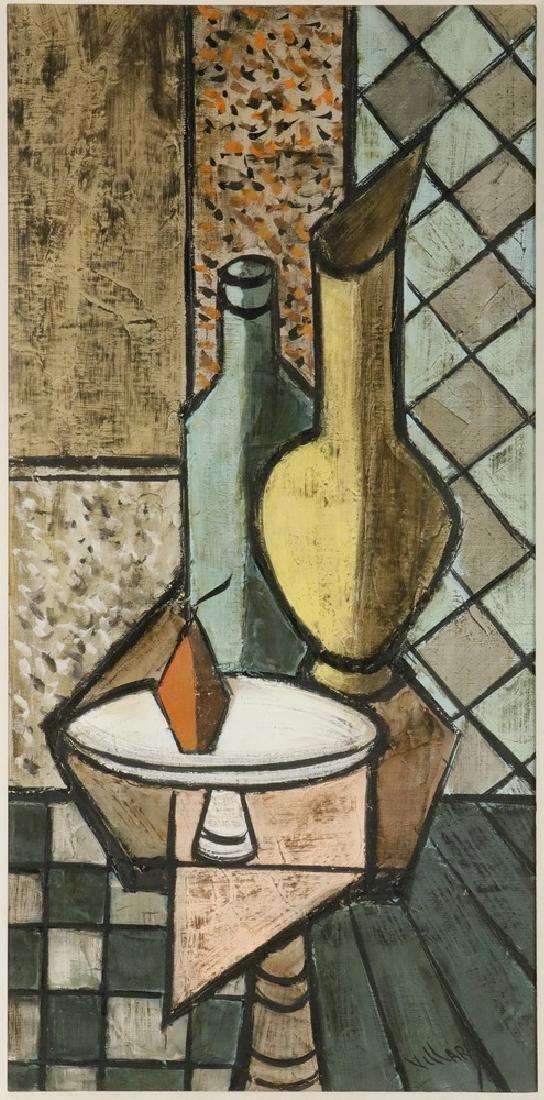 CHARLES LEVIER; AKA 'VILLARD' (FRANCE, 1920-2003) - 2