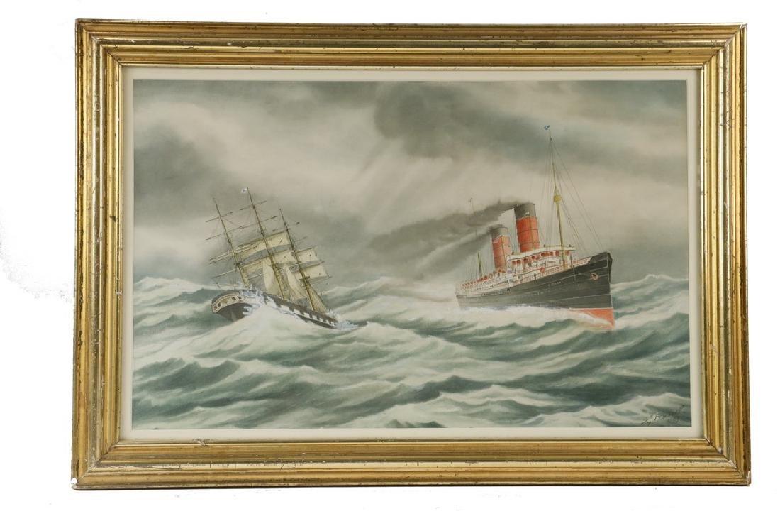 EDWARD JOHN RUSSELL (MA/CANADA, 1832-+1906)