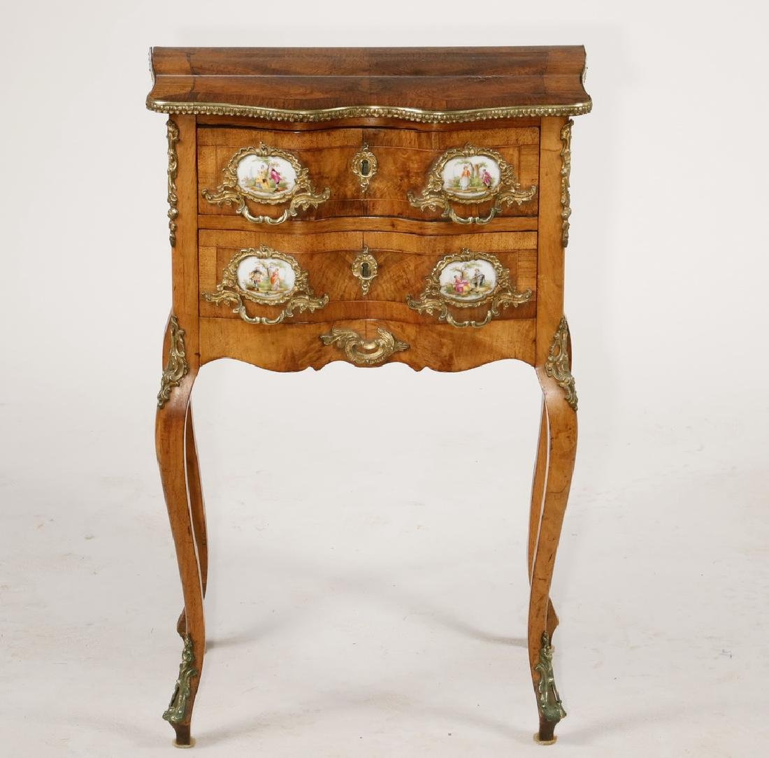 19TH C. FRENCH LAMP STAND - 2