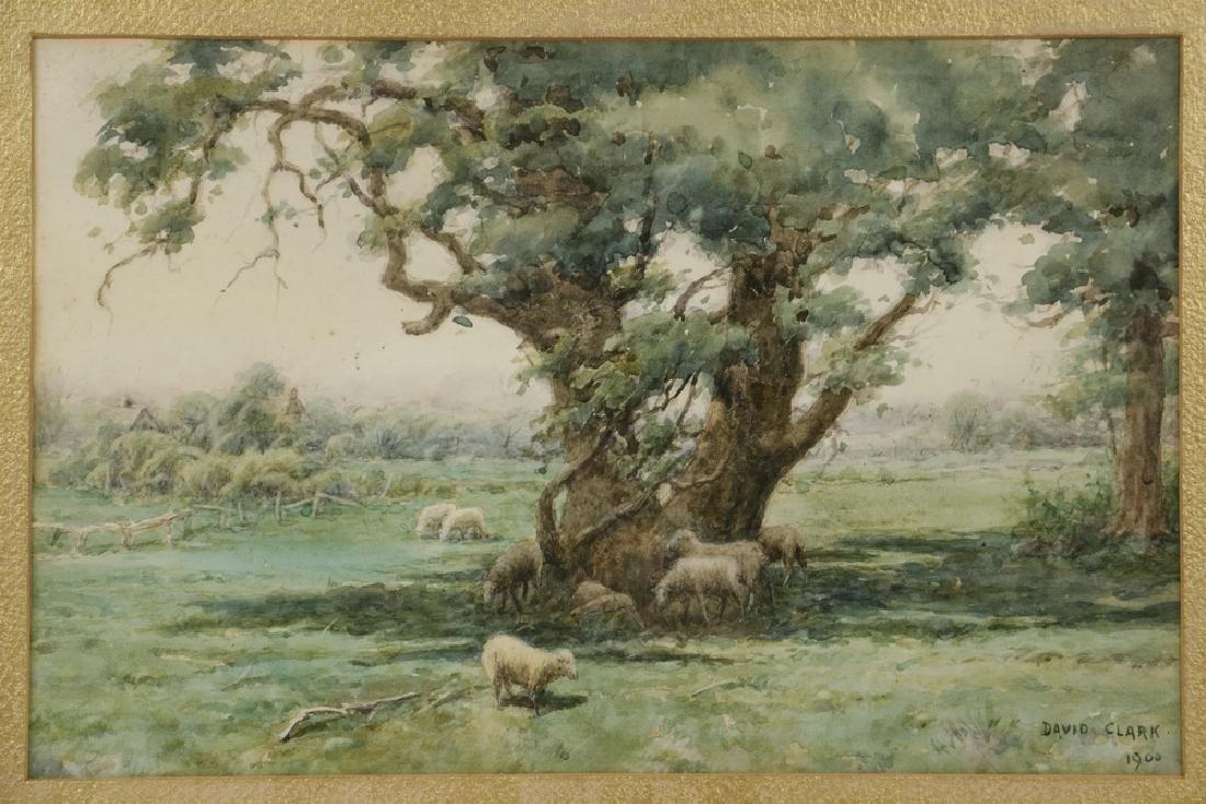DAVID CLARK (19TH/20TH C. AMERICAN) - 2
