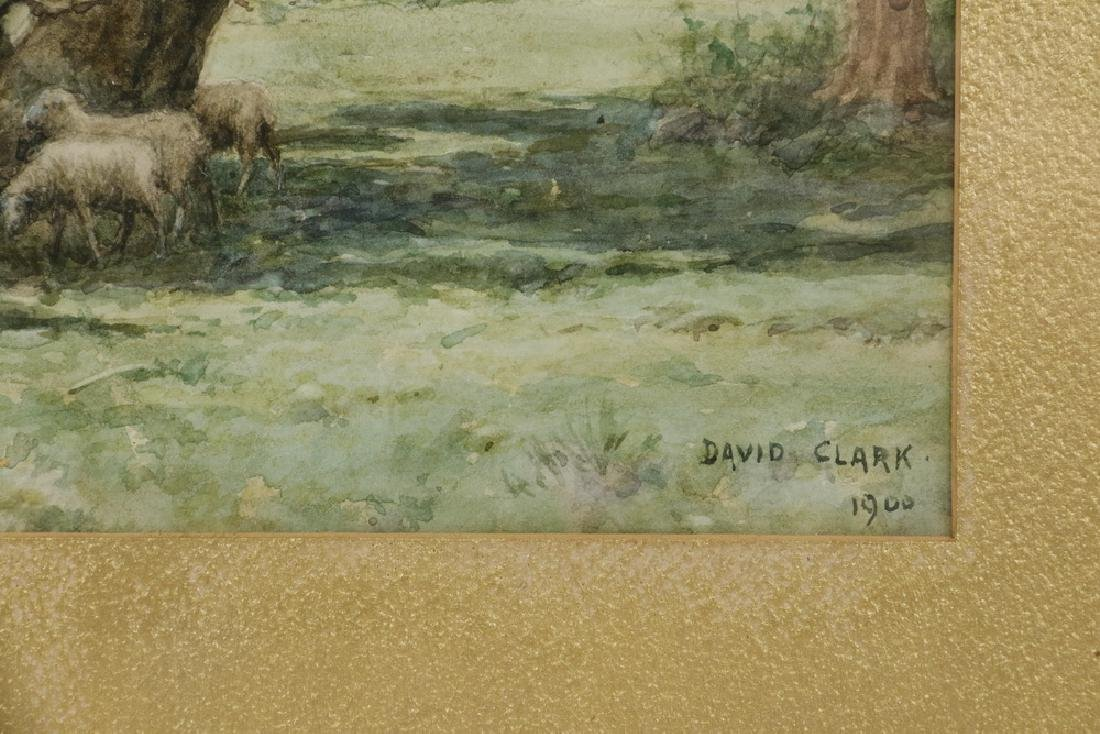 DAVID CLARK (19TH/20TH C. AMERICAN) - 3