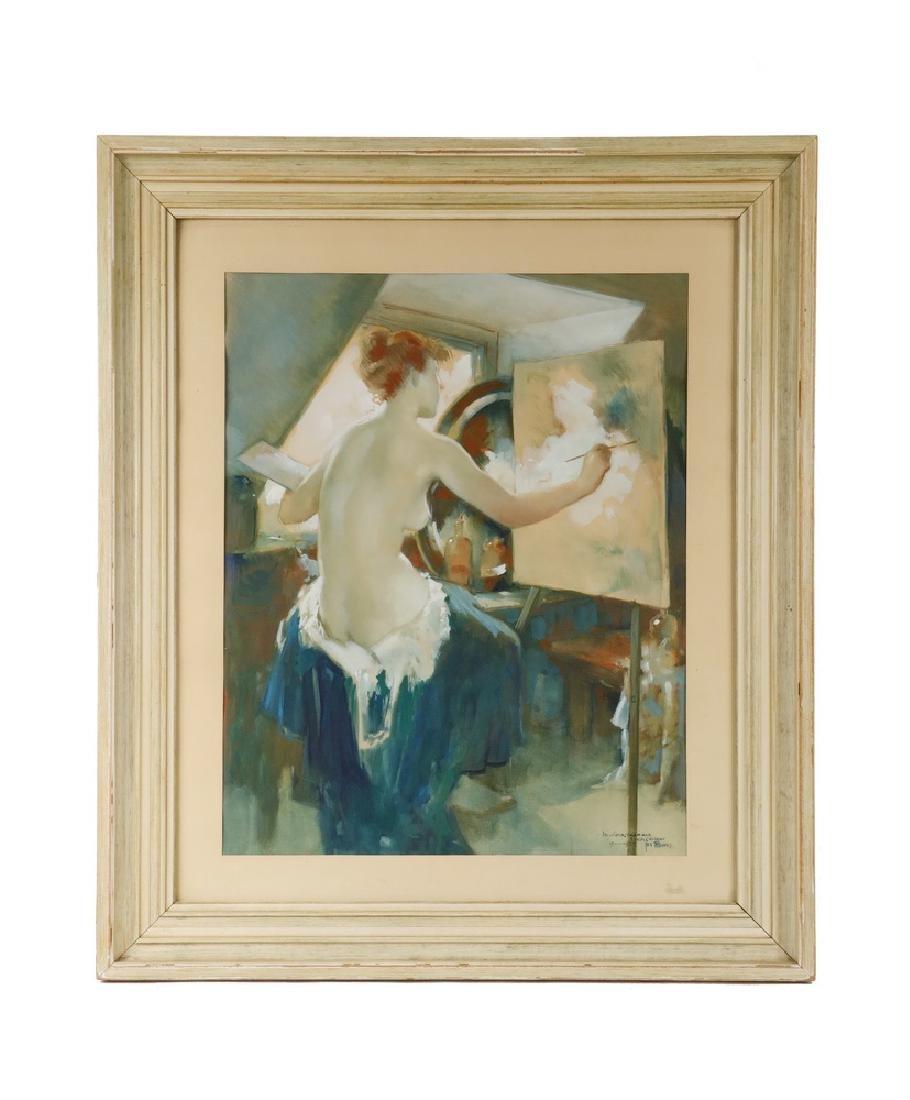 SIMON WILHELMIUS SWITZAR (CA/NETHERLANDS, 1904-1991) &