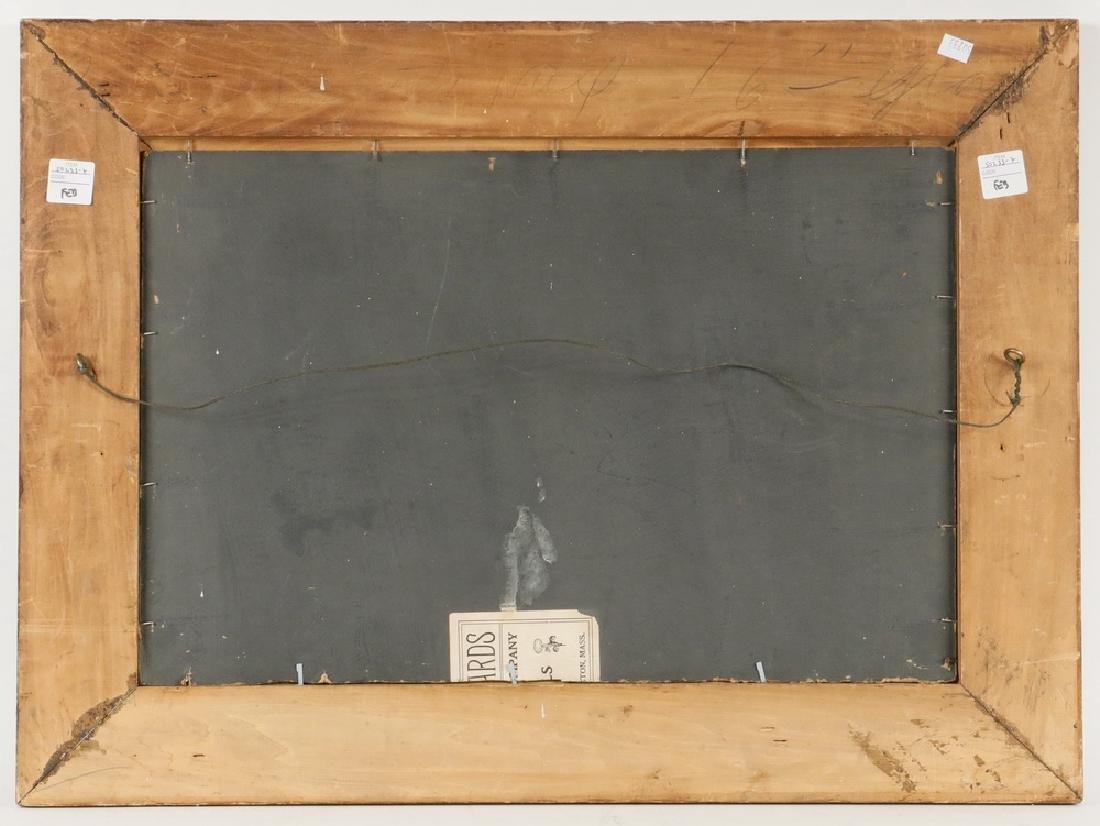 BOSTON SCHOOL, NAIVE, 19TH C. - 3