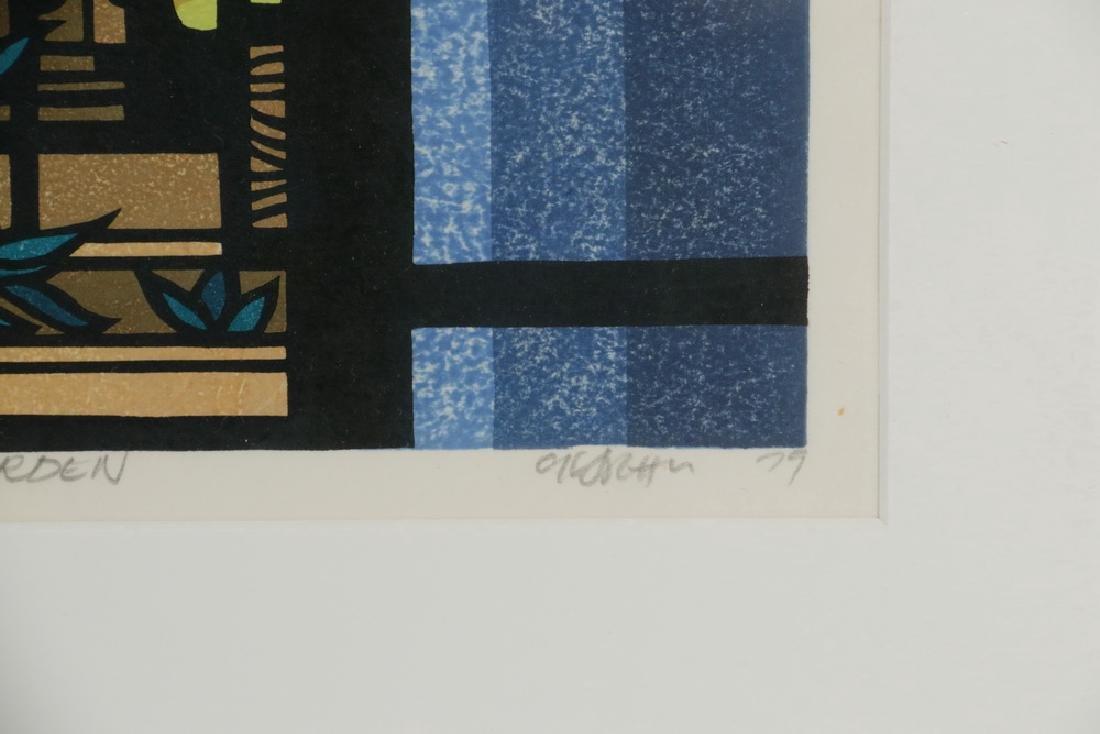 CLIFTON KARHU (MN/JAPAN, 1927-2007) - 4