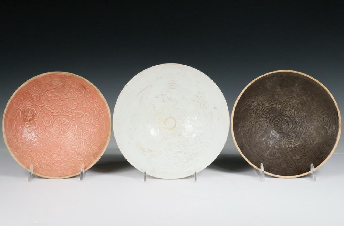 (3) CHINESE PORCELAIN BOWLS