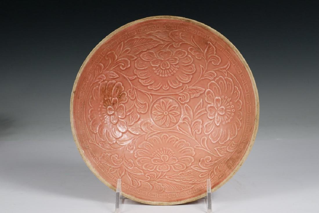 (3) CHINESE PORCELAIN BOWLS - 4