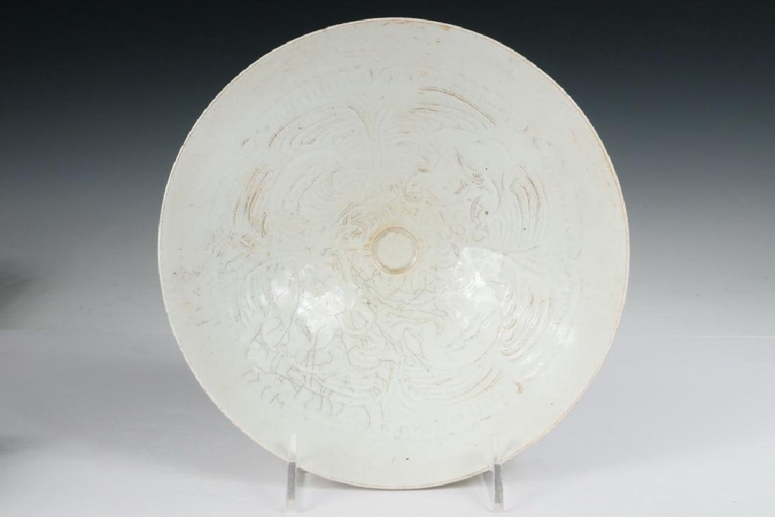 (3) CHINESE PORCELAIN BOWLS - 5