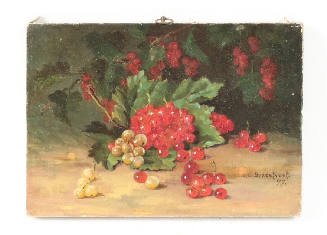 JOSEPHINE BRADSTREET (ME, 1859-1920)