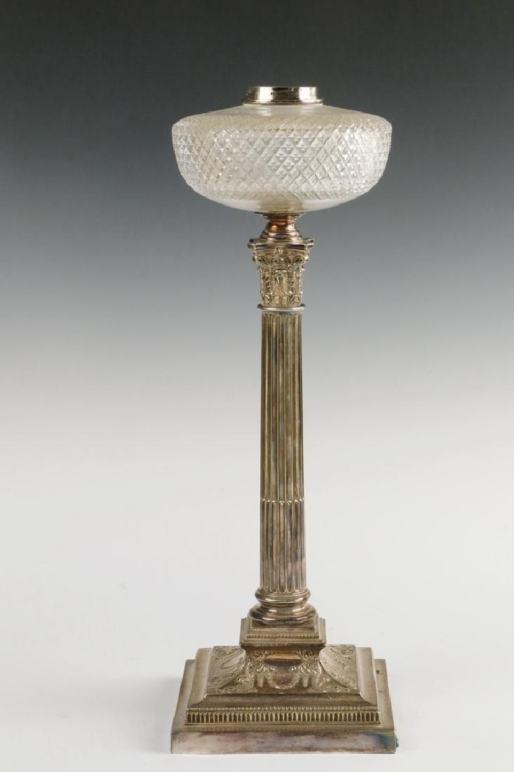 KEROSENE LAMP BASE
