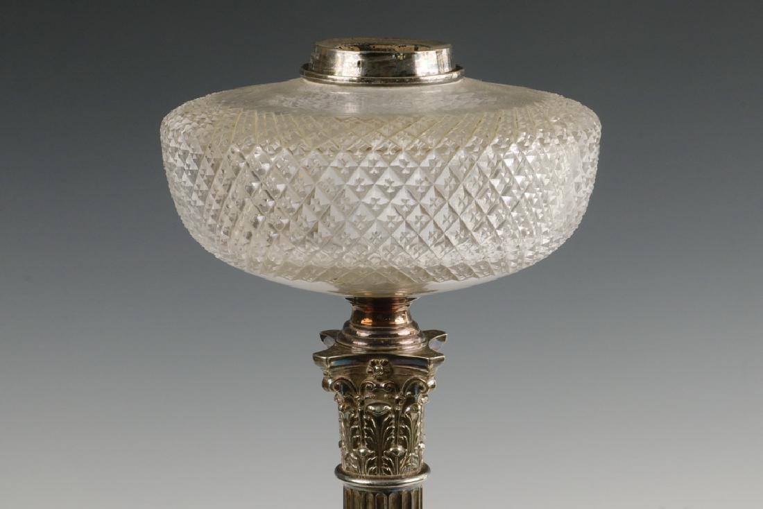 KEROSENE LAMP BASE - 2