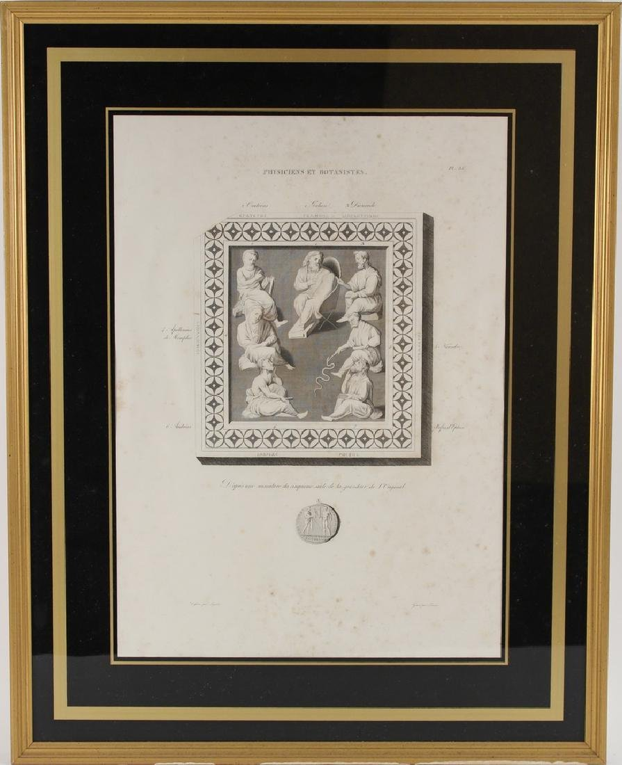 (SET OF 4) 18TH C. FRENCH HISTORICAL PRINTS - 2