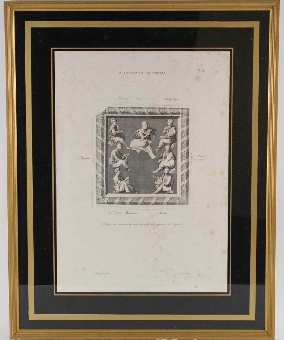 (SET OF 4) 18TH C. FRENCH HISTORICAL PRINTS - 3