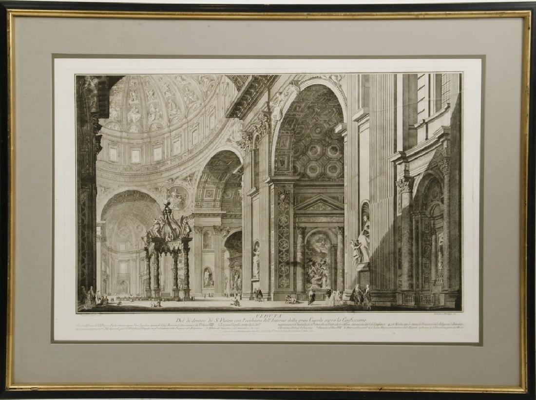 FRANCESCO PANINI (ITALY, 1745-1812)