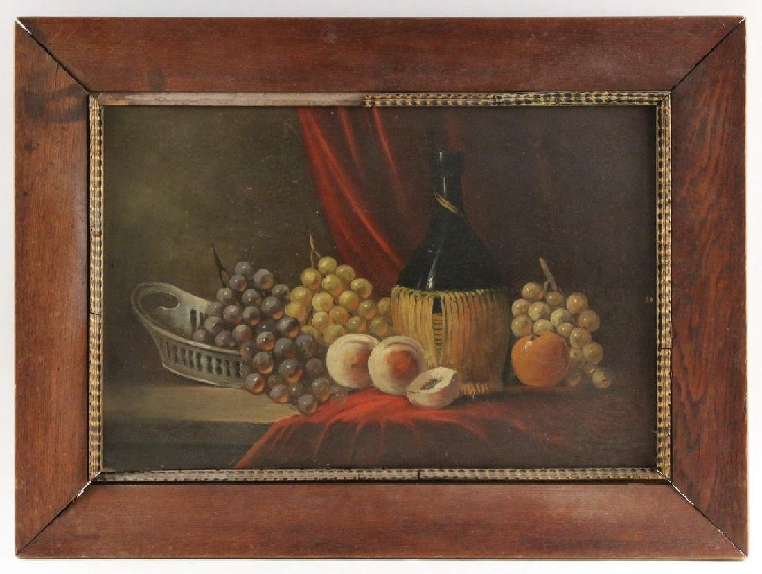 FOLK ART STILL LIFE