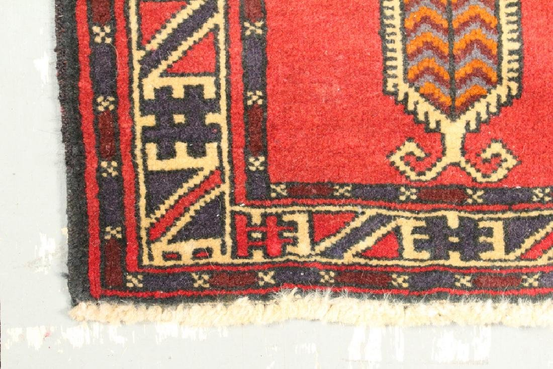 "BALUCH PRAYER RUG - 2'-10"" x 4'-8"" - 2"