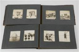 (2) PHOTO ALBUMS OF THE BABBITT-HYDE FAMILY TRAVELS