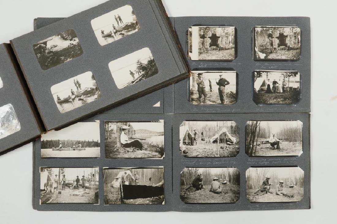 (3) MEDIUM PHOTO ALBUMS HYDE FAMILY OF CT & NYC