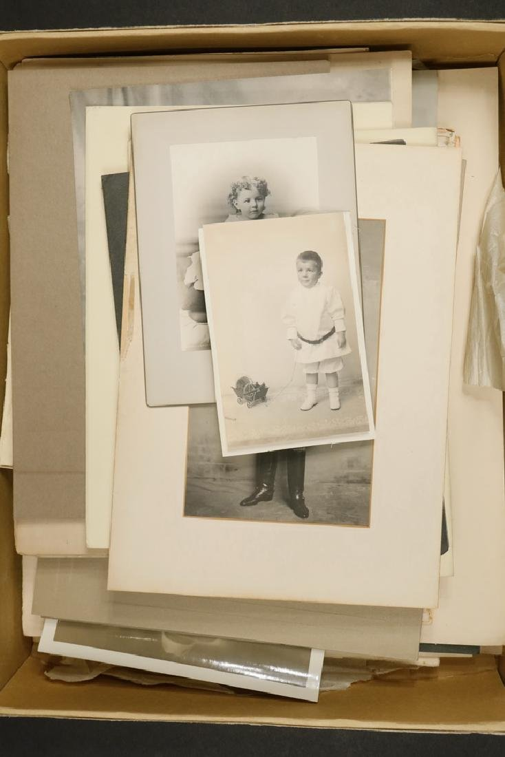 (48) LARGE PHOTOS BABBITT/HYDE FAMILY OF NYC & CT, - 2