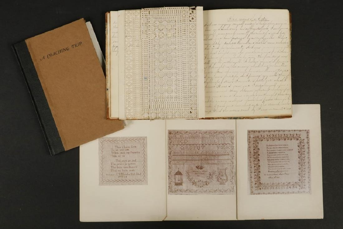 JOURNAL, BOOK AND PRIVATE PUBLICATION OF THE MEAD