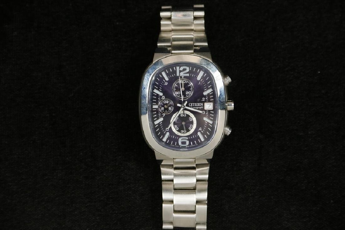CITIZEN CHRONOGRAPH WRISTWATCH