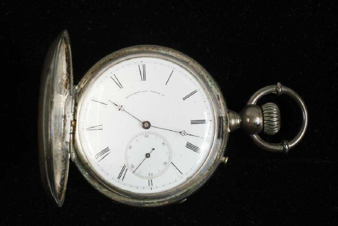 INTERNATIONAL WATCH CO. POCKET WATCH