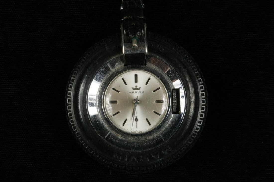 (3) ASSORTED SMALL TIME PIECES - 6