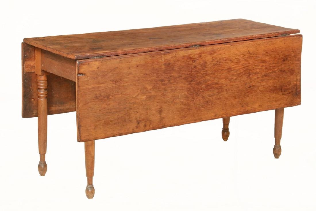 COUNTRY SHERATON DROP LEAF TABLE