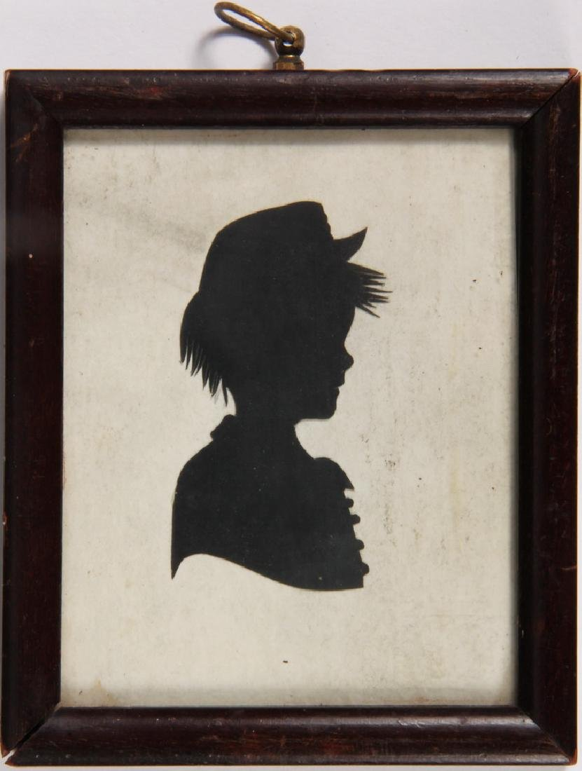 CIVIL WAR SILHOUETTE