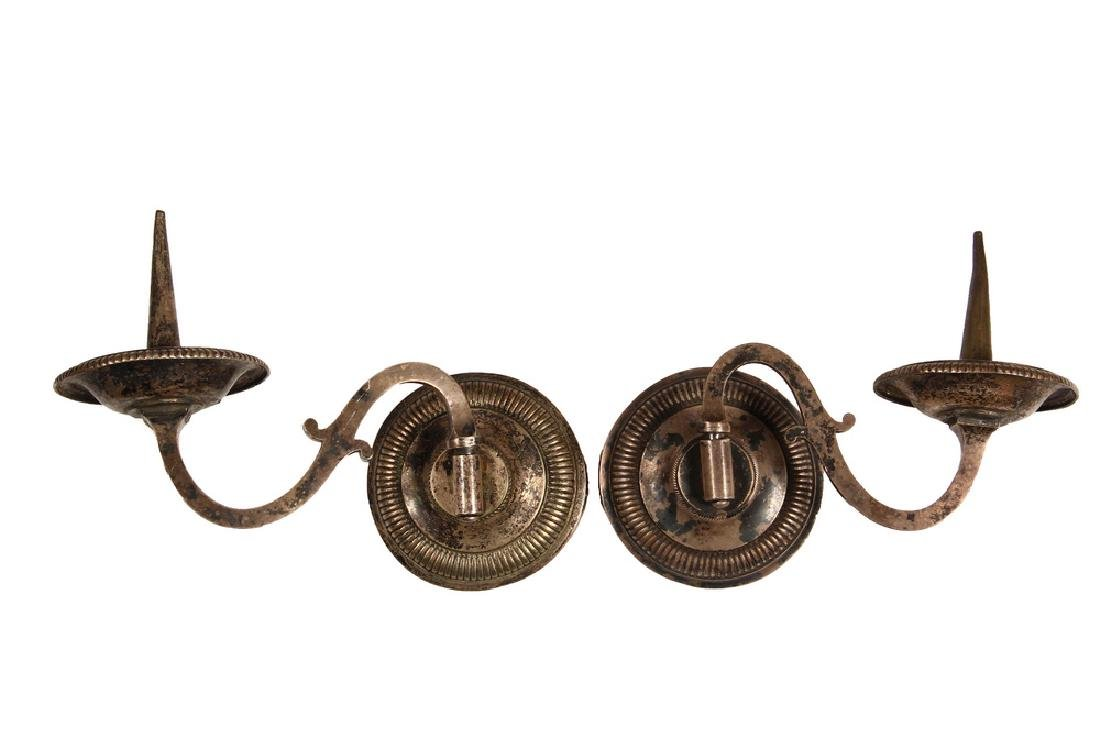 PR EARLY WALL SCONCES