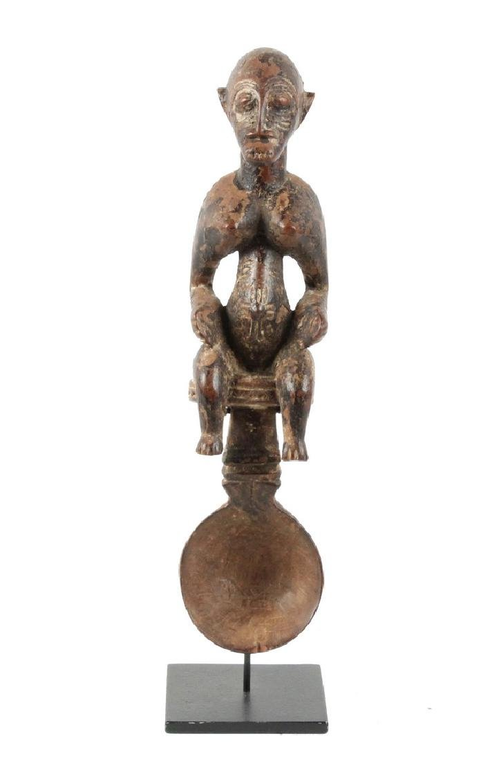 AFRICAN CEREMONIAL SPOON