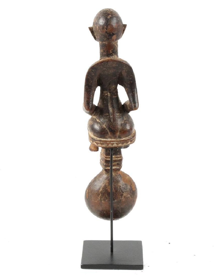 AFRICAN CEREMONIAL SPOON - 3
