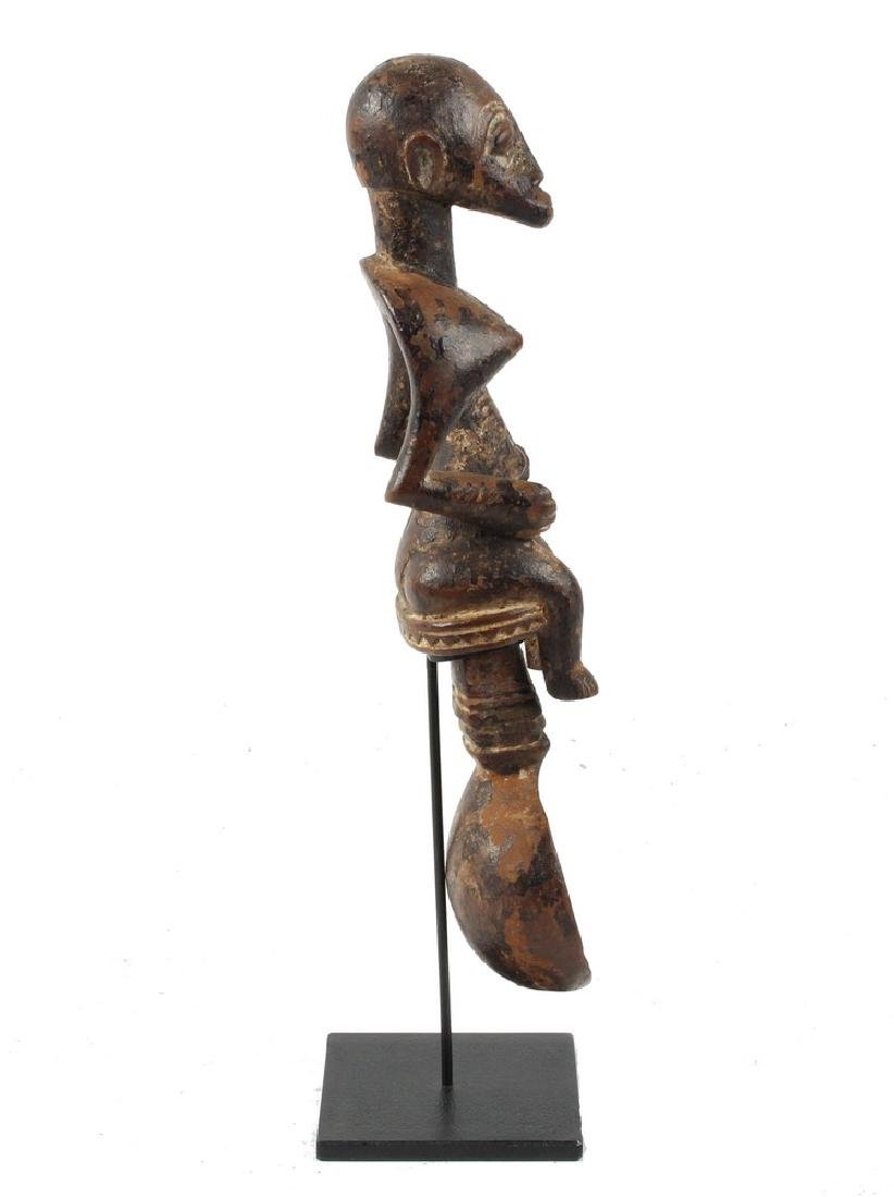 AFRICAN CEREMONIAL SPOON - 4