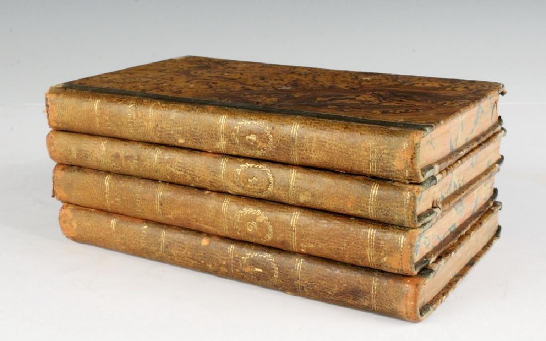 RARE (4 VOL) SET FRENCH BOOKS